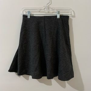 Uniqlo || Wool blend skirt